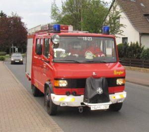 Löschgruppenfahrzeug 8Das Löschgruppenfahrzeug (LF8) wurde im Jahr 1991 in den Dienst unserer Feuerwehr gestellt....weiterlesen