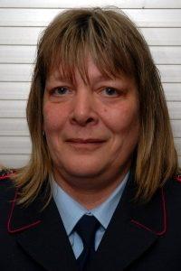 Betreuerin Sandra Hamelmann